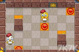 《机智的小鸡》游戏画面3