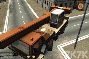 《3D起重机模拟驾驶》游戏画面2