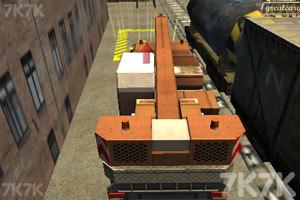 《3D起重机模拟驾驶》游戏画面3