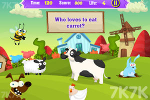《有趣的农场乐园》游戏画面2