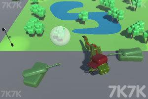 《玩具龙大暴动》游戏画面2