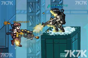 《救世英雄3升级版》游戏画面1