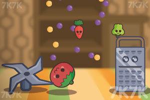 《翻滚的西红柿》游戏画面2
