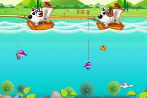《天天钓鱼》游戏画面2