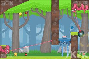 《刺猬果果的苹果乐园2》游戏画面2