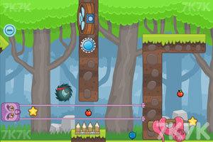 《刺猬果果的苹果乐园2》游戏画面7