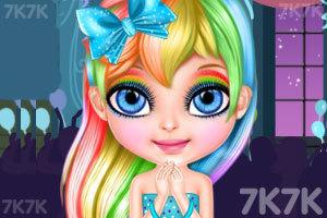 《芭比宝贝的彩虹小马装》截图1