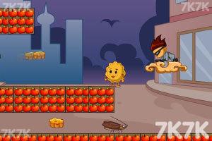 《月饼双侠选关版》游戏画面1