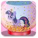 彩虹小马水晶球