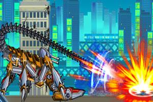 组装机械蝎子