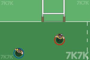《2015橄榄球》游戏画面3