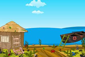 《逃脱热带森林》游戏画面1