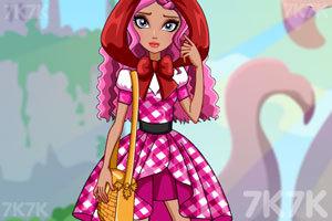 《美女去野餐》游戏画面3