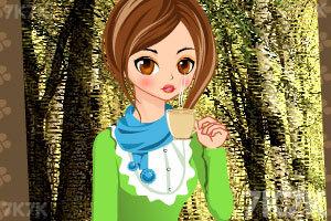 《秋季去野餐》游戏画面2