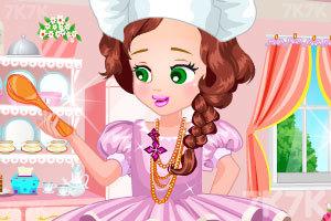 《朱丽叶公主做饭》截图2