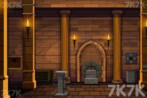 《古堡逃脱》游戏画面2