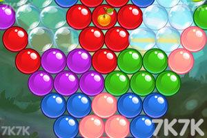 《泡泡历险记选关版》游戏画面5