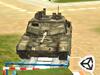 军队坦克运输车