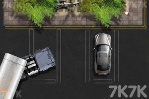 《超长卡车停靠》游戏画面1
