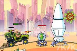 《武装越野车2》游戏画面8