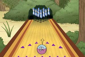 《鸟哥保龄球》游戏画面1
