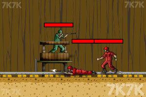 《军事战役之直捣黄龙2》游戏画面2