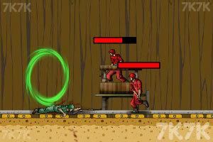《军事战役之直捣黄龙2》游戏画面3