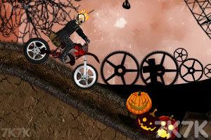 《恶灵摩托骑士》游戏画面1