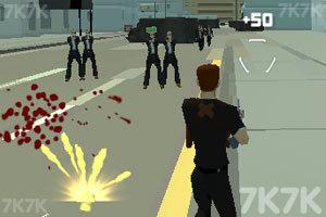 《喋血罪恶都市》游戏画面2