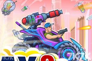 《武装越野车2无敌版》游戏画面10