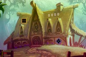 《仙女镇逃脱》游戏画面1