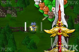 《幻想大战之子弹天堂2》游戏画面1