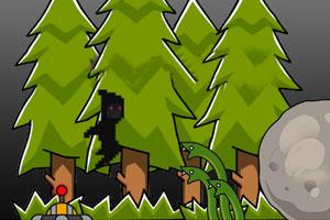 《逃亡者跑酷》游戏画面1