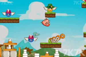 《愤怒的猪仔》游戏画面2