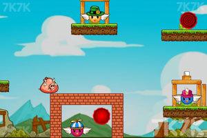 《愤怒的猪仔》游戏画面3