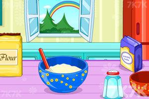 《好吃的彩虹蛋糕》游戏画面2