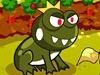 毒蛙王子吃害虫