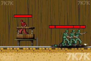《军事战役之地下风暴3》游戏画面1