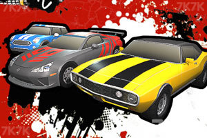 《街头飙车2015》游戏画面1