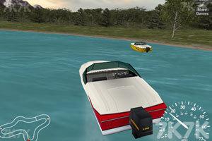 《船艇大赛》游戏画面5