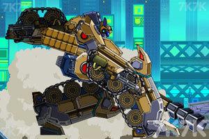 《组装机械坦克战士》游戏画面4