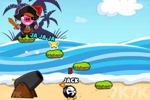 《轰炸海盗猪》游戏画面6