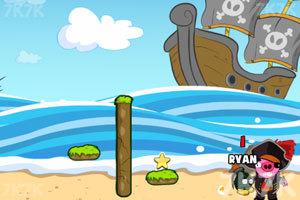 《轰炸海盗猪》游戏画面4