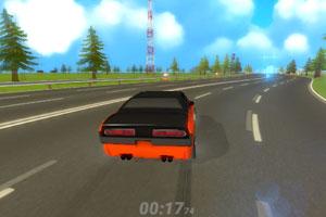 《跑车试驾》游戏画面1