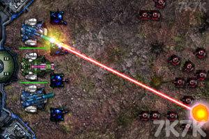 《动量导弹历险记2015中文版》游戏画面1