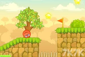《小红球闯关5》截图1