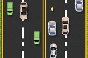 《警车飞速驾驶》游戏画面1