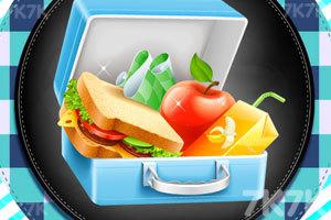 《三明治午餐》游戏画面1