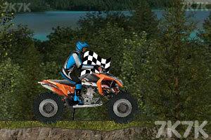 《四轮越野摩托挑战》游戏画面1