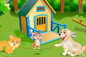 《重建宠物之家》截图2